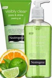 Neutrogena Visibly Clear Pore & Shine Misket Limon Ve Mandalina