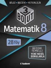 TUDEM 8.SINIF MATEMATİK 3 BOYUT