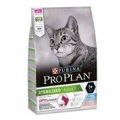 Proplanmorina Ve Okyanus Balıklı Kısırlaştırılmış Kedi Maması10kg Skt 04.2021