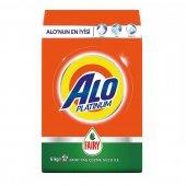 Alo Platinum Toz Çamaşır Deterjanı Fairy Etkili 40 Yıkama 6 Kg