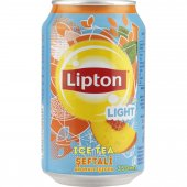 Lipton İce Tea Şekersiz Şeftali Aromalı 330 Ml...