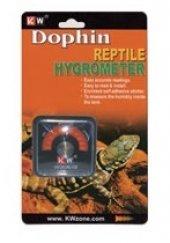 Dophin Sürüngen Hydrometer Nem Ölçer