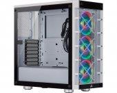 Corsaır Cc 9011189 Ww Crystal 465x Rgb Tempered...
