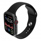 Olix W68 Smart Watch Akıllı Saat Siyah
