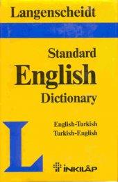 İngilizce Türkçe Langenscheidts Standart Sözlük