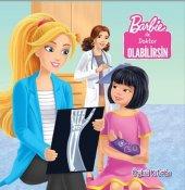 Barbie ile Doktor Olabilirsin Öykü Kitabı