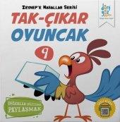 Zeynepe Masallar Serisi 9 Tak Çıkar Oyuncak