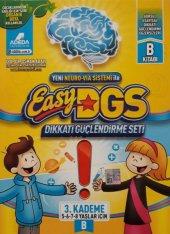 Easy Dikkati Güçlendirme Seti 3. Kademe B 5 8 Yaş 1 Kitap