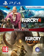 Ps4 Far Cry Prımal Double Pack