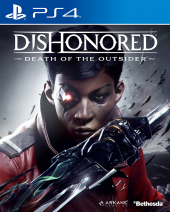 Ps4 Dıshonored Death Of The Outsıder