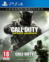 Ps4 Call Of Duty Infınıte Warfare Legacy Ed.