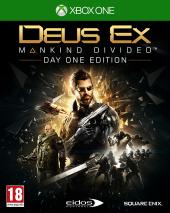 Xbox One Deus Ex Mankınd Dıvıded Steelbook Edt.