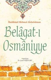 Belagat ı Osmaniyye