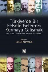 Türkiyede Bir Felsefe Gelen Ek İ Kurmaya...