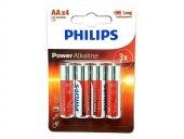 Phılıps Power Alkalin 4xaa 1.5volt Kalem Pil...