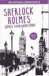Sherlock Holmes Şüpheli Tavırların İzinde Kokulu Kitap
