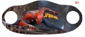 Spiderman Dijital Baskılı Çocuk Maskesi Dmk...