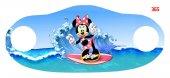 Minnie Mouse Dijital Baskılı Çocuk Maskesi Dmk...