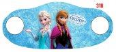 Frozen Anna Ve Elsa Dijital Baskılı Çocuk...