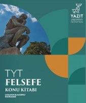 Yazıt Yayınları TYT Felsefe Konu Anlatımlı Kitabı