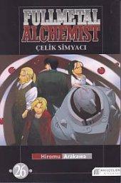 Fullmetal Alchemist Çelik Simyacı 26