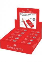 Faber Castell No 20 Okul Silgisi 20 Li