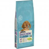 Dog Chow Puppy Yavru Lamb & Rice Kuzu Köpek Maması 14 Kg