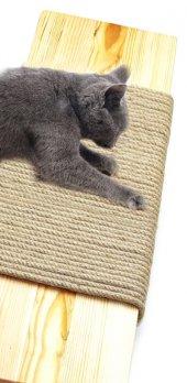 Happy Pet Ahşap Kedi Tırmalama Tahtası 20x55 (Pet49)