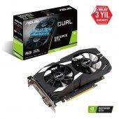 Asus Geforce Gtx1650 4gb Dual Gddr5 Hdmi Dp