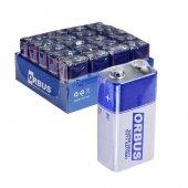 Orbus 9 Volt 20li Paket Pil