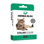 Max Biocide Herba Max Kedi Pire Ve Dış Parazit Kene Tasması 42 Cm