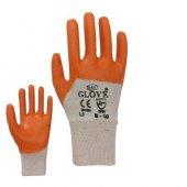 Glove Nitril Eldiven
