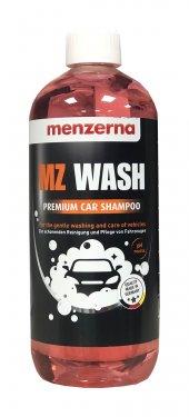 Menzerna MZ Wash Ph Nötr Fırçasız Araç Araba Cilalı Oto Yıkama Şampuanı 1 L