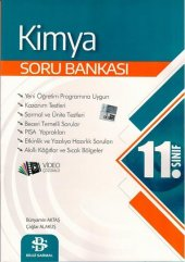 Bilgi Sarmal Yayınları 11. Sınıf Kimya Soru Bankası 2021