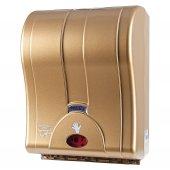 Palex 3491 5 Prestij Otomatik Havlu Dispenseri 21 Cm Gold