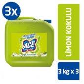 Ace Limon Kokulu Ultra Power Jel Yoğun Çamaşır...