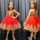 Kız Çocuk Abiye 4-5 yaş