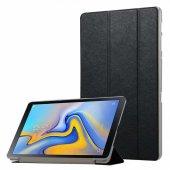 Samsung Galaxy Tab A 8.0 (2019) T290 Kılıf Olix Smart Cover Standlı 1 1 Kılıf Siyah