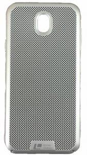 Samsung J5 Pro (J530) Loopee Point Arka Kapak Gri
