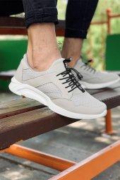 Carrano Füme Beyaz Trend Erkek Günlük Spor