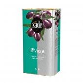 Zade Riviera Zeytinyağı 5 Litre Teneke
