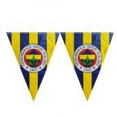 Fenerbahçe Lisanslı Üçgen Bayrak Afiş