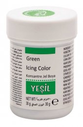 Dr Gusto Yeşil Jel Gıda Boyası 30 Gr(22 Farklı Renk Seçeneği)
