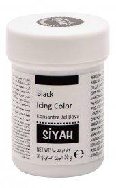 Dr Gusto Siyah Jel Gıda Boyası 30 Gr(22 Farklı Renk Seçeneği)