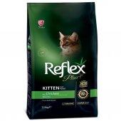 Reflex Plus Kitten Tavuklu Yavru Kedi Maması...