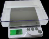 Diamond Dijital Göstergeli Hassas Profesyonel Terazi Mh 695 (4 Kg 0.1 600 Gr 0.01)