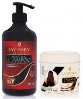 Lyonsey Isırgan Otu Özlü Şampuan 400 Ml +...