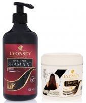 Lyonsey Bıttım Özlü Şampuan 400 Ml + Keratin...