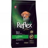 Reflex Plus Küçük Irk Tavuklu Yavru Köpek...
