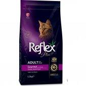 Reflex Plus Renkli Yetişkin Kedi Maması 1,5 Kg